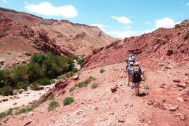 trek morocco
