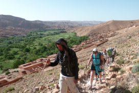 trek morocco ecotravel