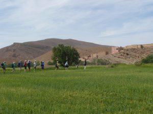 Trekking Maroc