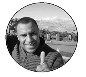 Yacin Tedrart : Informaticien, organisateur des séjours thématiques