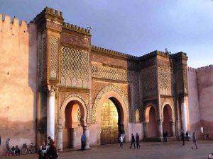 Meknès, ville impériale du Maroc